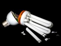 Co zrobić gdy przypadkowo zbijemy świetlówkę ?